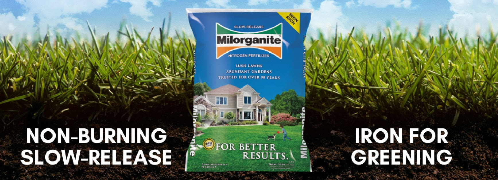 Use Milorganite To Fertilize Your Lawn This Guide Will Help You With Lication Rates And