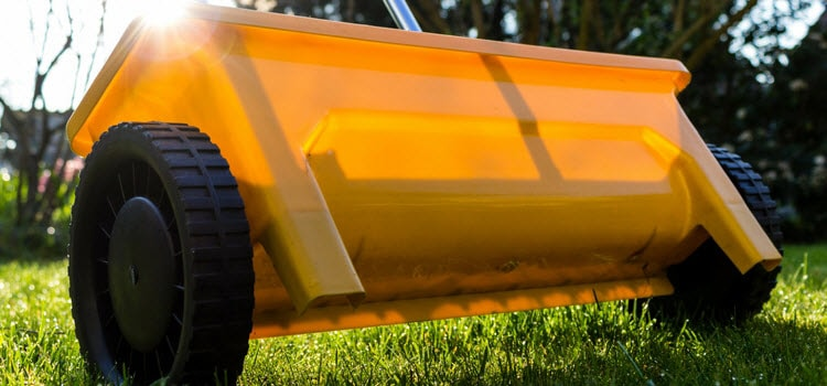 What Type of Lawn Spreader to Use and How to Correctly Set