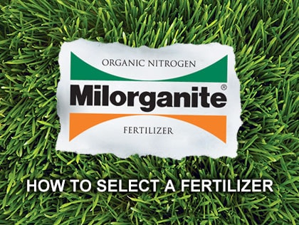 Horticulture expert Melinda Myers explains how to select the proper fertilizer for your lawn and garden.