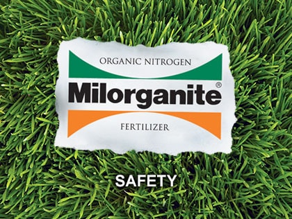 This video explains how Milorganite fertilizer is safe.