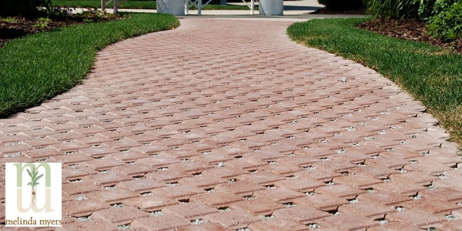 permeable pavers at Wisconsin state fair