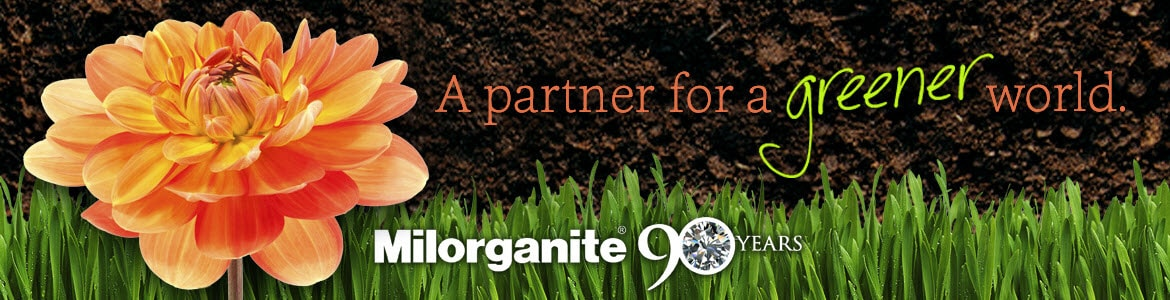 Milorganite is partner for a greener world.