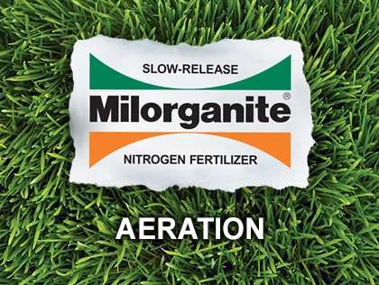 This video explains the benefits of lawn aeration.