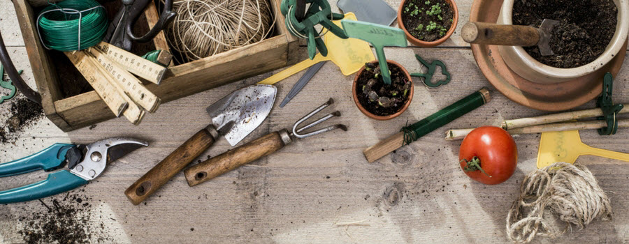 Garden Tools and Equipment