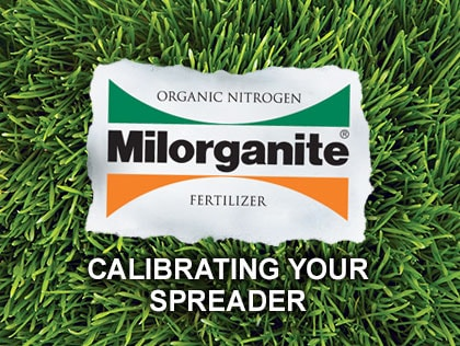 This video shows how to calibrate your spreader.