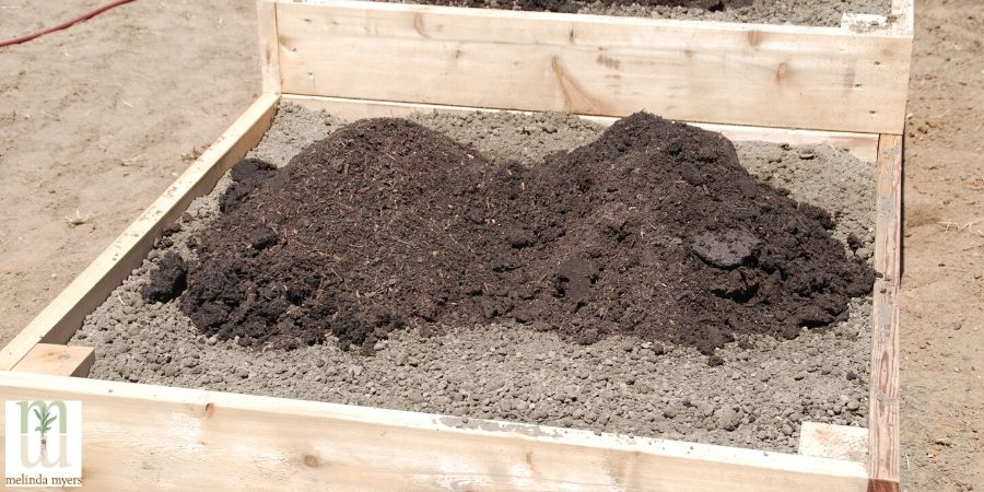 Bagged Garden Soil