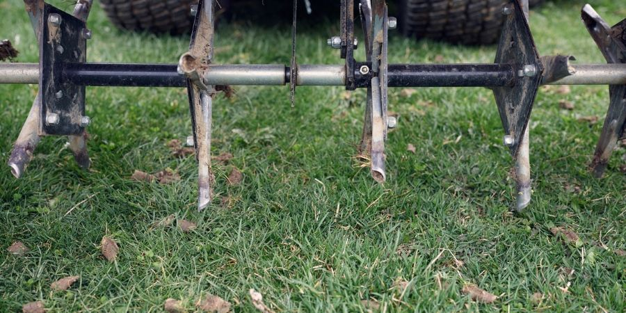 Fall Aeration of your lawn