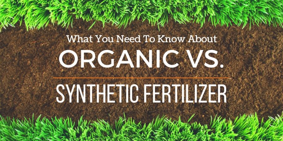 What you need to know about organic vs synthetic fertilizer