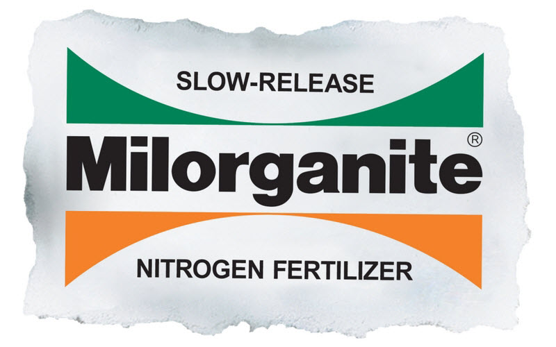 Milorganite tear logo