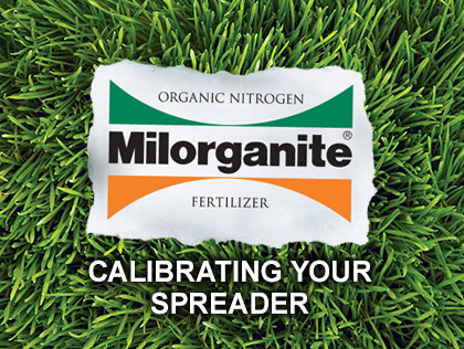 This video explains how to calibrate your spreader.